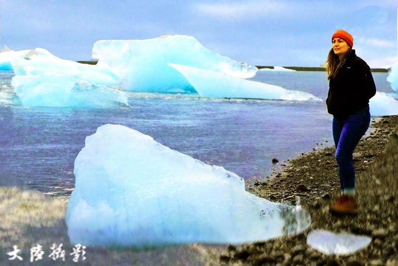 我和蓝冰有个约会!(笨小孩的世界之七十九。)_图1-2