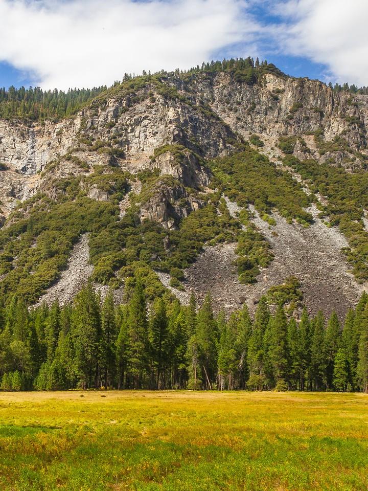 美国优胜美地国家公园,巨石热景_图1-2