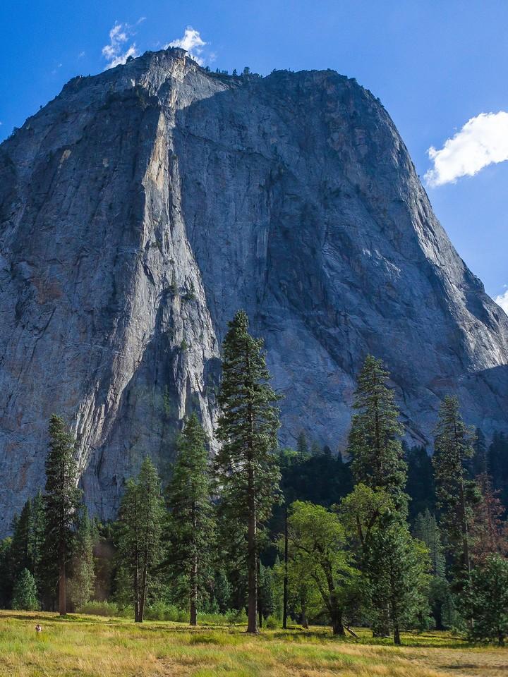 美国优胜美地国家公园,巨石热景_图1-6