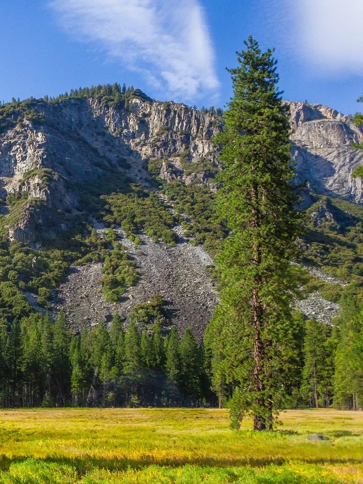 美国优胜美地国家公园,巨石热景_图1-9