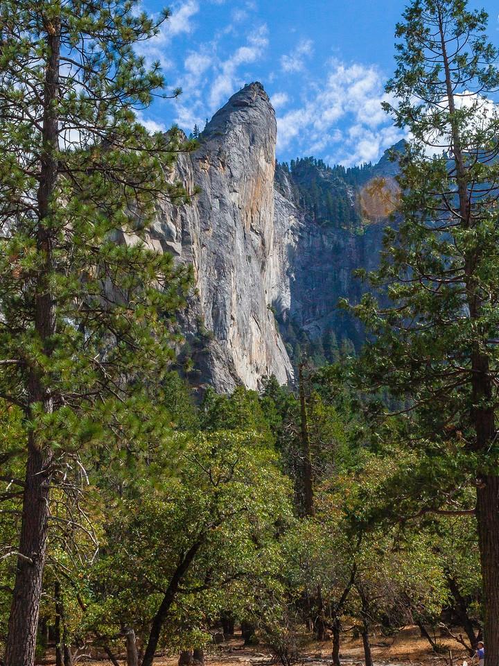美国优胜美地国家公园,巨石热景_图1-1