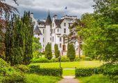苏格兰布莱尔城堡(Blair Castle),环境优美