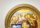 意大利佛罗伦斯乌菲兹美术馆, 欣赏藏品