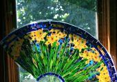 参观蒂芙尼工作室的玻璃灯具---2