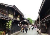 行走飛驒的小京都