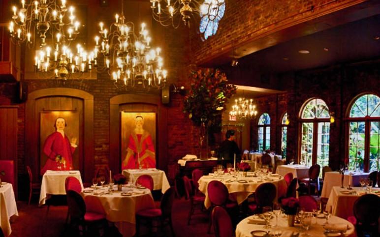 纽约最适合约会的浪漫餐厅_图1-2