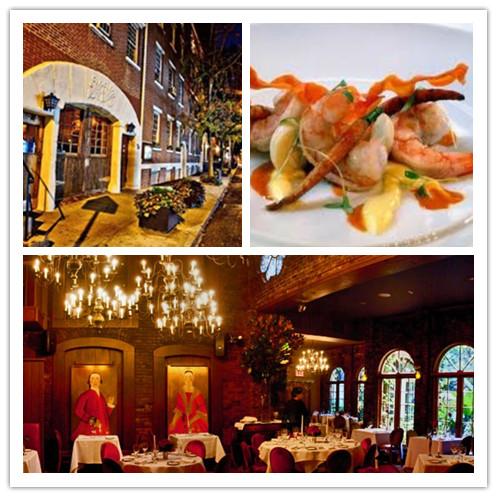 纽约最适合约会的浪漫餐厅_图1-3