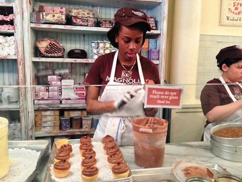 Magnolia Bakery风靡全城的杯子蛋糕_图1-3