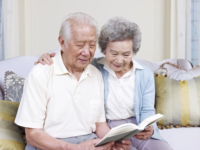 """陈俊荣""""保险讲坛 2"""" --- 家有一老 犹如一宝"""