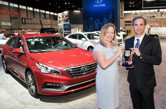 现代汽车屡获殊荣,收获最佳经济效益车型榜首