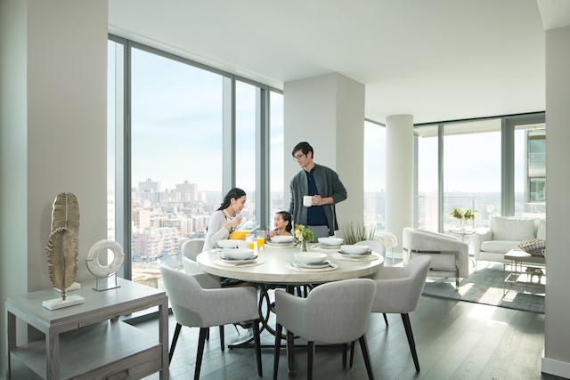 纽约市 2017 年第一季度「十大最畅销楼宇」排名出炉 天景豪苑 THE GRAND 称霸群雄