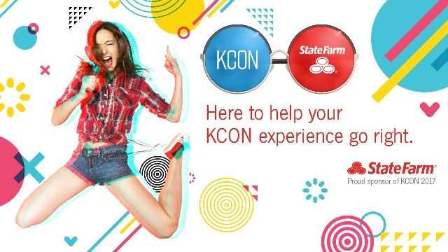 State Farm与KCON 合作 首次将虚拟现实带给热爱K-pop的观众!