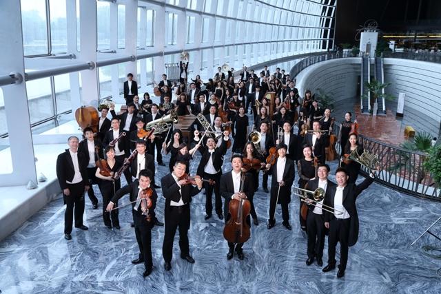 中国国家大剧院管弦乐团再度赴美 六地巡演 横贯美国