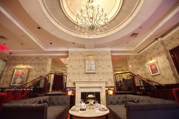 古典玫瑰园纽约店10周年新装开幕!