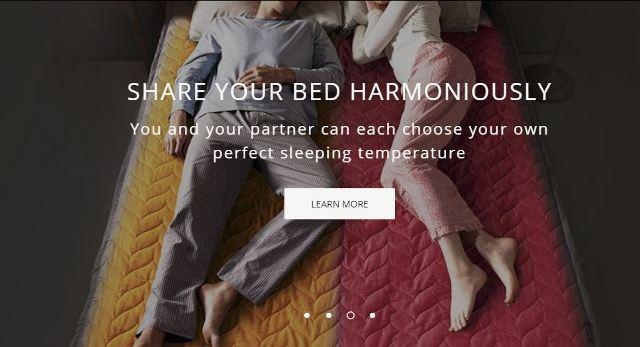 感恩节送礼好选择!水暖床垫改善睡眠质量 助力健康生活