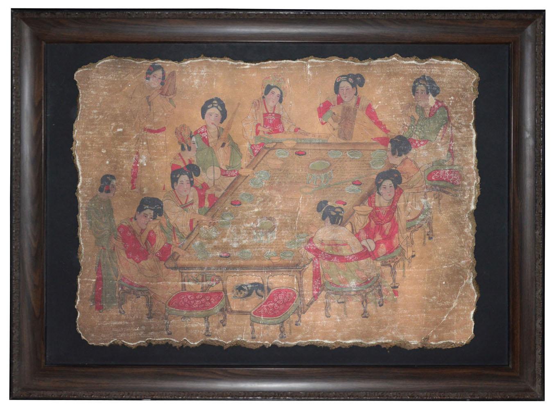 纽约贞观12月9日举办中国艺术文物精品圣诞新年拍卖会