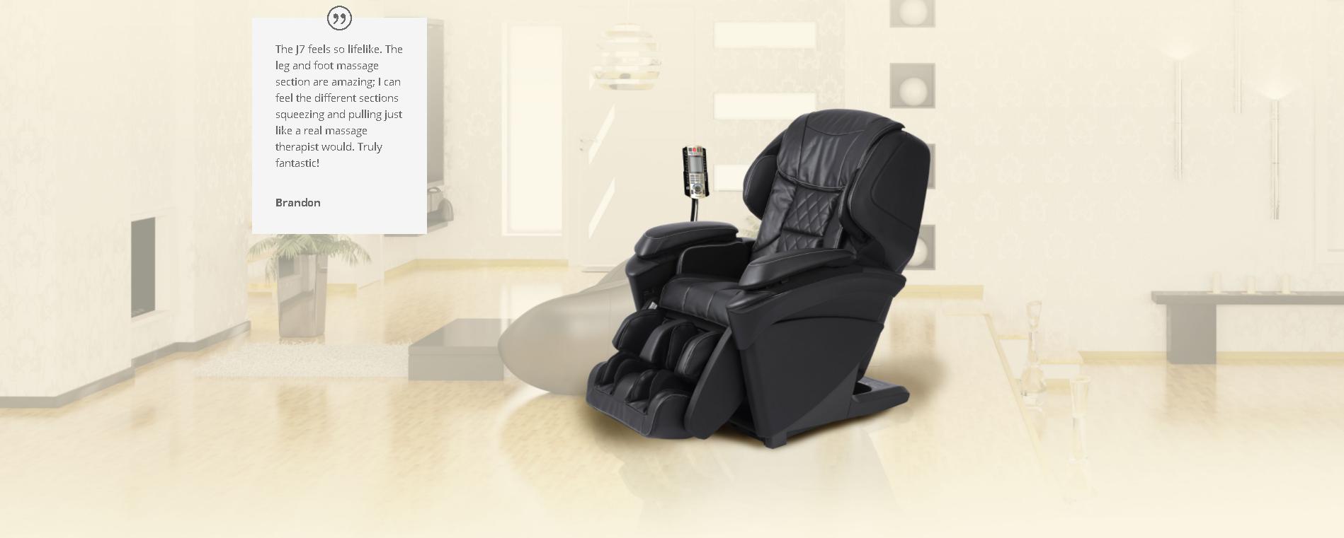 【视频】Furniture For Life推出松下MAJ7按摩椅