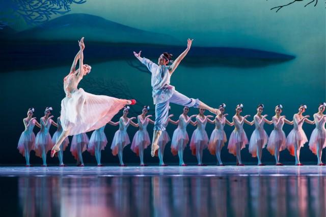 中国顶尖舞剧北美首演 绝美朱鹮飞临纽约