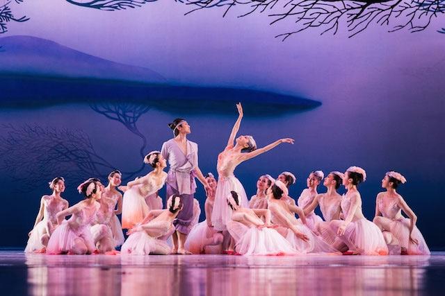 绝美舞剧《朱鹮》即将亮相林肯中心,票将售罄,立即订购!