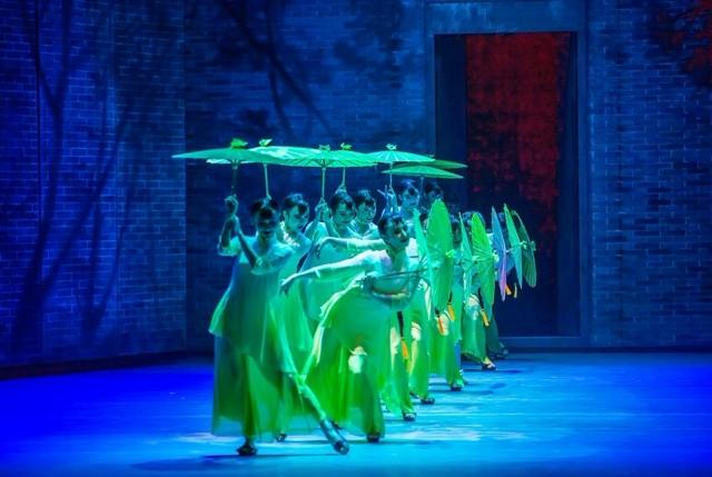 感受广东音乐无穷魅力的精美舞剧 揭开尘封在岁月里的悲伤往事
