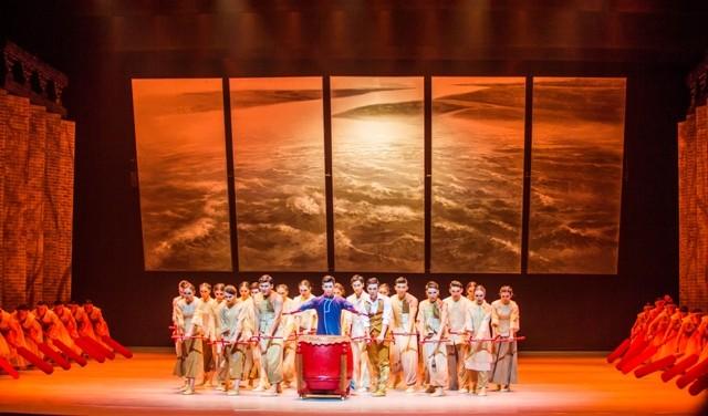 大型舞剧《沙湾往事》:一部民族音乐人的颂歌