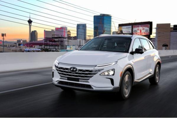 北美现代汽车隆重宣布新一代燃料电池车NEXO