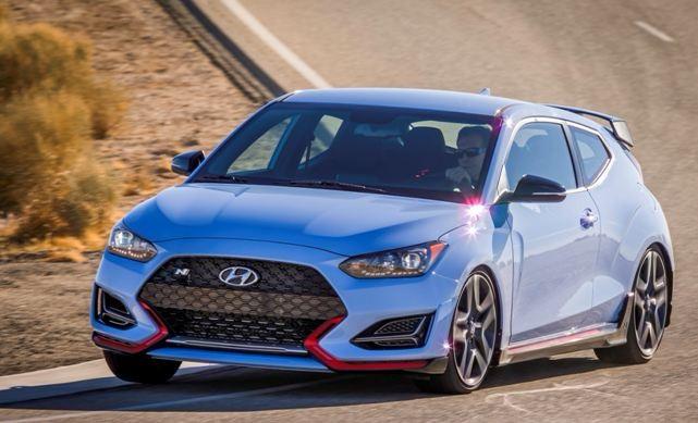 现代汽车隆重宣布美国市场全新N系列首款高性能车型