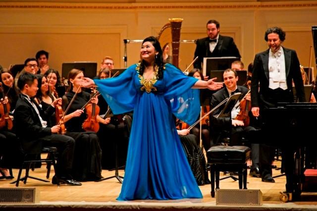 国际顶尖音乐家携手 卡内基新年音乐会共贺新春