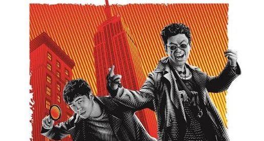 电影《唐人街探案2》领先北美春节档电影票房