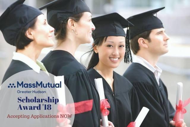 MassMutual Greater Hudson大学奖学金等你来申请!高中毕业生千万别错过!
