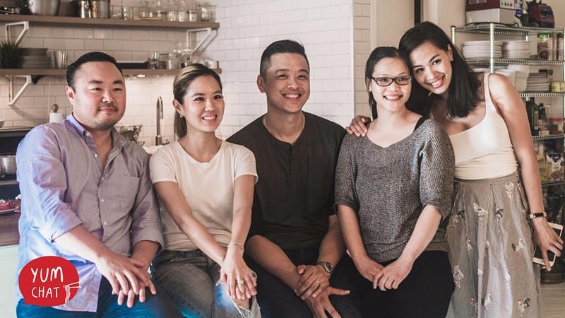 探寻美国亚洲美食和厨师 5位名厨、5道佳肴的美味故事