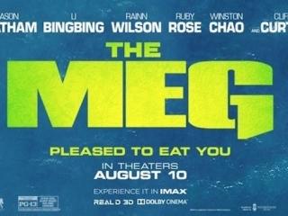 巨齿鲨The Meg 8月10日全球隆重上映