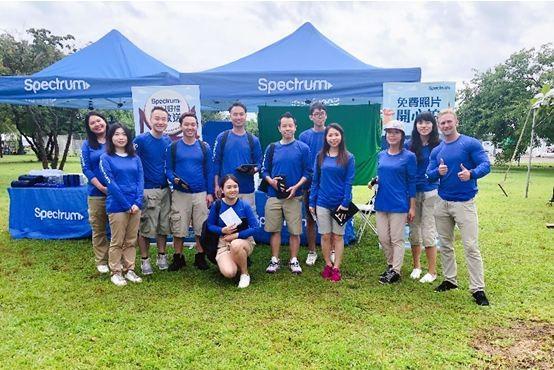 纽约香港龙舟节落幕 Spectrum为民众提供趣味活动