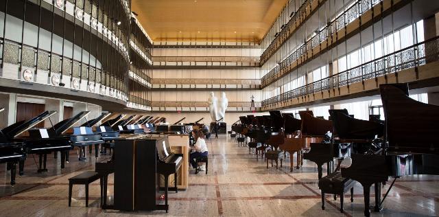 施坦威钢琴在林肯中心举办特卖会 预约报名参与