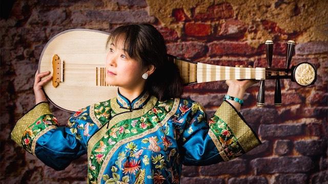 世界级琵琶大师吴蛮助阵 两岸作曲家国乐作品荣登卡内基