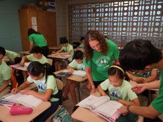 纽约亚洲育才中文学校推出一大一小培育计划