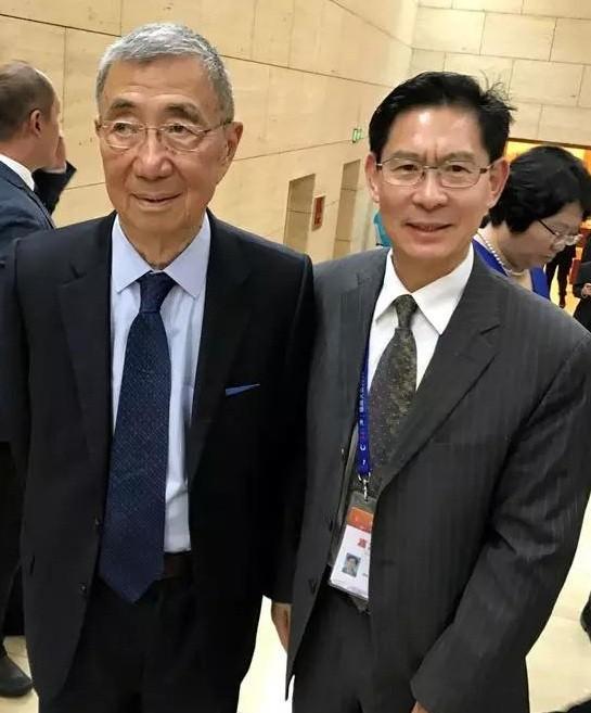 纽约建筑师郝传东受邀参加首届儒商大会