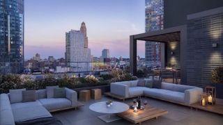 13条地铁线交汇 纽约布鲁克林高端公寓$57.5万起