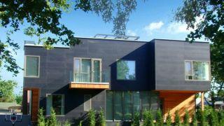与环境协调 郝传东设计的现代建筑获奖