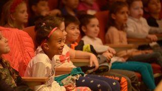 林肯中心室内乐协会儿童音乐会系列 3-6岁小朋友的音乐乐园