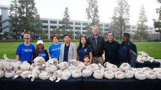 北美现代汽车捐赠三千只火鸡给家庭和慈善组织 欢度感恩节