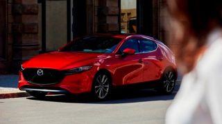 马自达全新Mazda 3亮相 全新设计揭开下一代马自达汽车的面纱