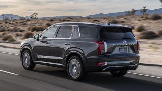 现代汽车全新2020 Palisade中型休旅车洛杉矶车展隆重登场