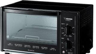 Zojirushi紧凑型双便捷烤箱 可调节温度设置