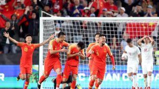厉害了武磊!中国国足3比0菲律宾,亚洲杯小组赛提前出线