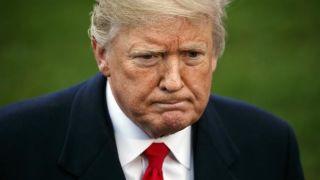 """""""亲川普""""保守派民调:总统支持率下滑至一年来最低点"""