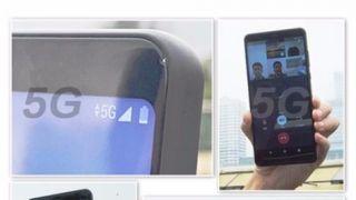 全球首个5G手机电话在深圳打通