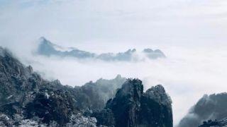 雪落古阁 重山素裹 中国各名胜雪后景色美翻了!