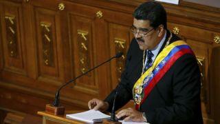 委内瑞拉全代会促冻结委政府账户 北京:尊重委民众选择
