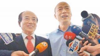 """国民党""""立委""""王金平首度表态将参选台湾地区领导人"""